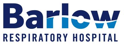 Barlow Respiratory Hospital Logo (PRNewsfoto/Barlow Respiratory Hospital)