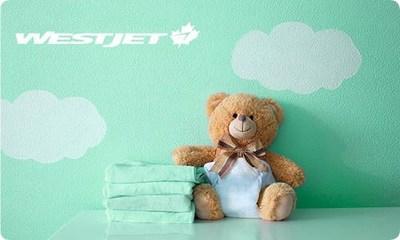 WestJet announces the availability of gift cards on westjet.com. (CNW Group/WestJet)