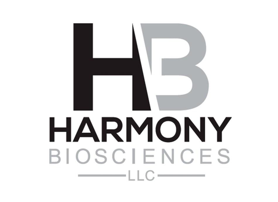 Harmony Biosciences Logo (PRNewsfoto/Harmony Biosciences Bioprojet)