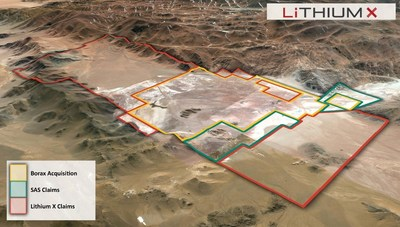 Lithium X Acquires 100% Control over Diablillos Basin Brine with Orocobre Agreement