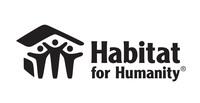 Habitat for Humanity logo.