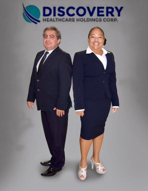 Sherif Gabriel and Reema Owens