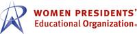 Women Presidents' Educational Organization logo. (PRNewsfoto/Women Presidents' Educational...)