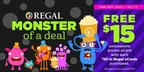 There is Nothing Scary About This Regal Exclusive BOGO Offer
