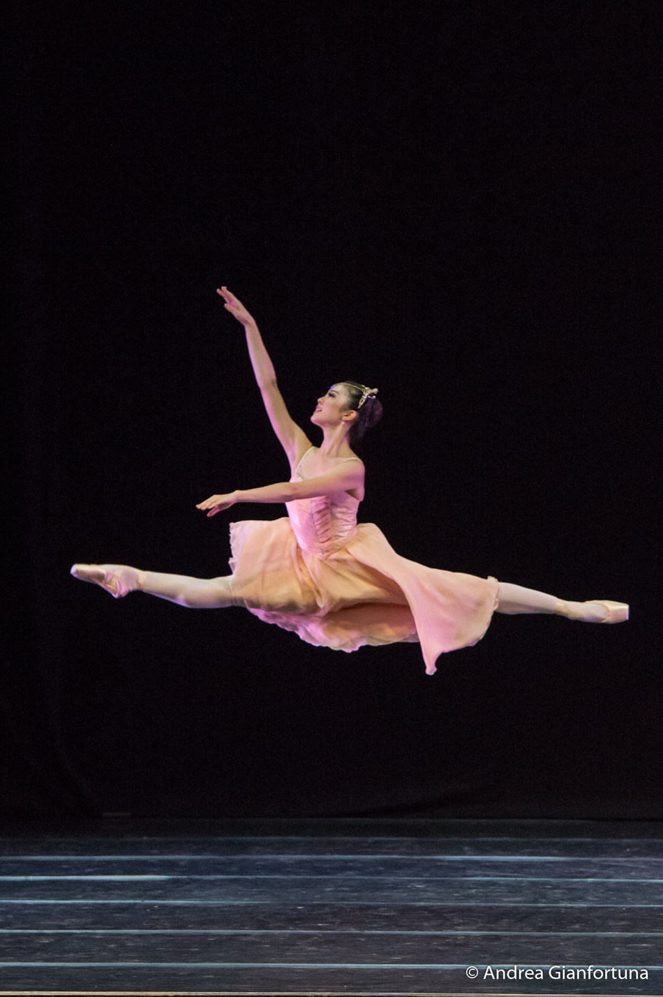 School of Alberta Ballet Student Akane Kogure (CNW Group/Alberta Ballet)