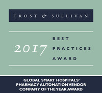 Frost & Sullivan Names Omnicell as Global Smart Hospitals' Pharmacy Automation Vendor Company of the Year
