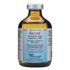 McGuff Pharmaceuticals, Inc. Announces FDA Approval For Ascor® (Ascorbic Acid Injection USP)