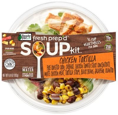 Fresh Prep'd Chicken Tortilla Soup Kit
