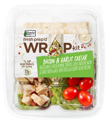 Bacon & Garlic Caesar Wrap Kit