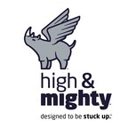 High & Mighty™ Expands Their Tool-Free Collection to Include Floating Shelves & Hook Rails