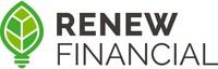 Renew Financial Logo. https://renewfinancial.com (PRNewsfoto/Renew Financial)