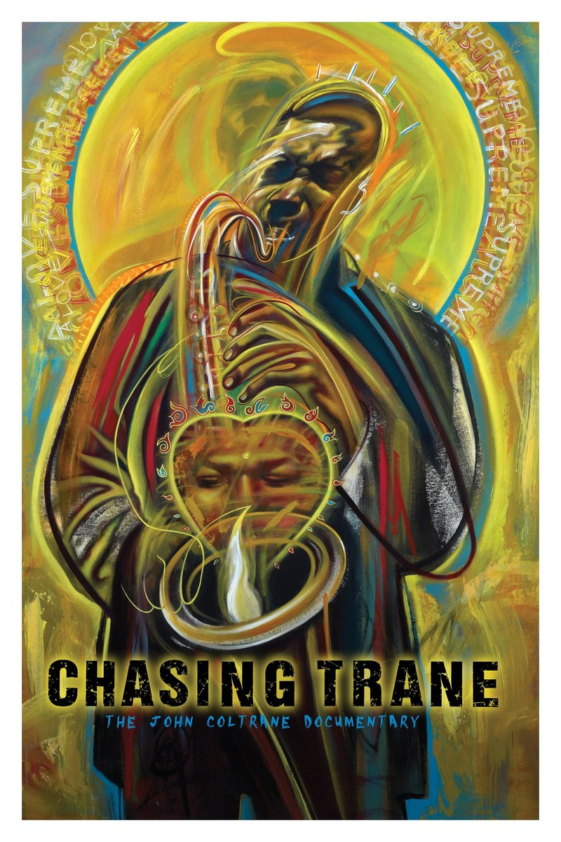 On November 17, respected filmmaker John Scheinfeld's acclaimed feature documentary film, 'Chasing Trane: The John Coltrane Documentary,' will be released by UMe on DVD and Blu-ray with exclusive bonus features. On the same date, Verve/UMe will release the film's vital audio companion — 'Chasing Trane: The John Coltrane Documentary Original Soundtrack' — on CD, 180-gram 2-LP vinyl, and digital audio.
