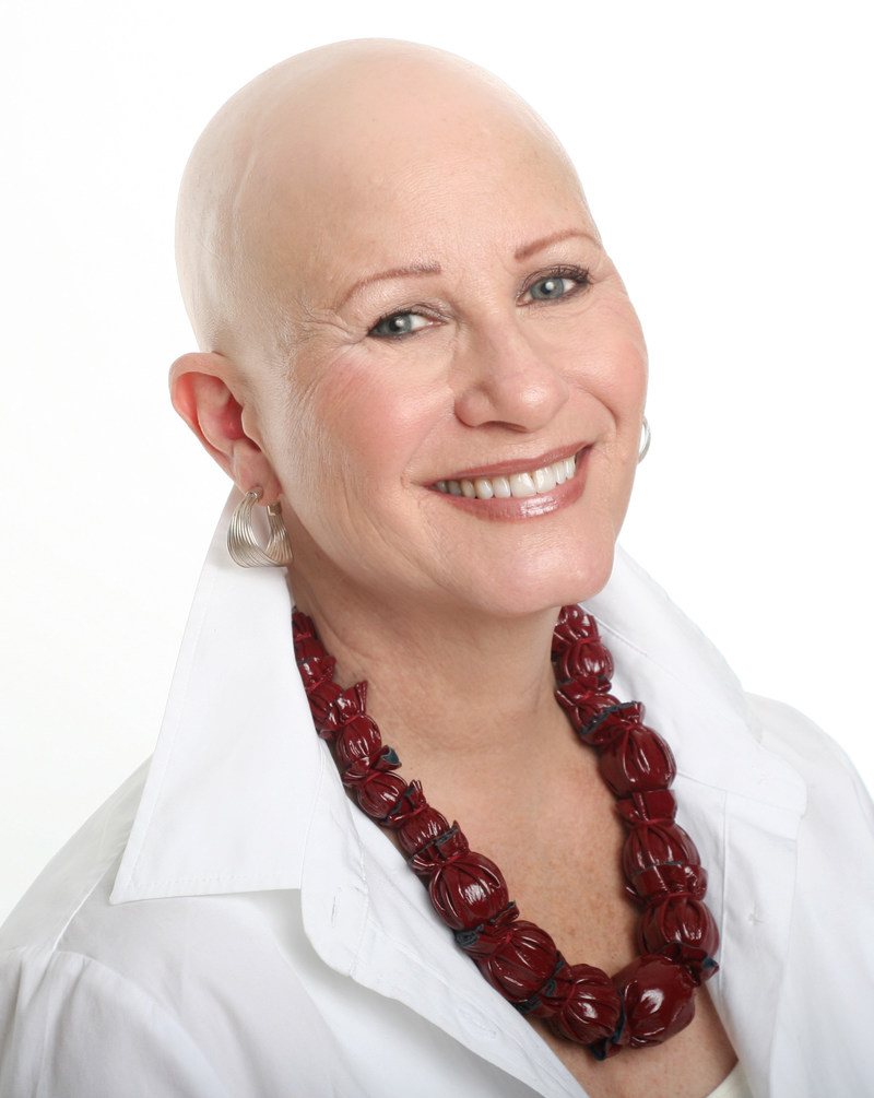 Thea D. Chassin, Founder and CEO Bald Girls Do Lunch, Inc. (PRNewsFoto/Bald Girls Do Lunch, Inc.)