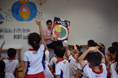 Nurture Kids is being piloted in 8 preschools across Singapore