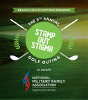Beacon Health Options Tees Up for 5th Annual Stamp Out Stigma Golf Outing to Benefit Military Families