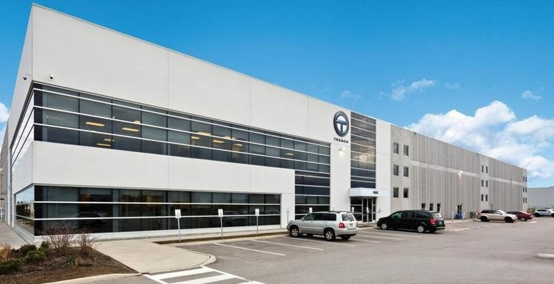 1865 Clements Road., Pickering, Ontario (CNW Group/Pure Industrial Real Estate Trust (PIRET))