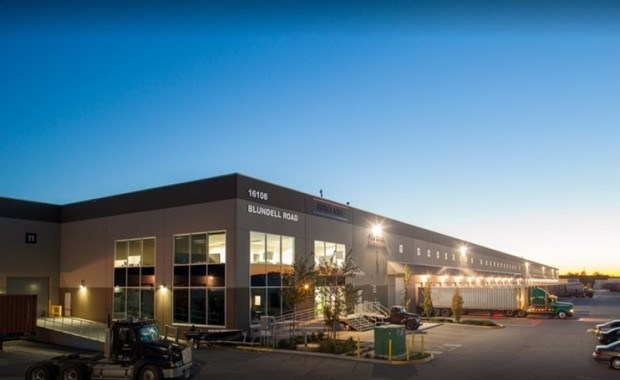 16108 Blundell Road, Richmond, BC (CNW Group/Pure Industrial Real Estate Trust (PIRET))