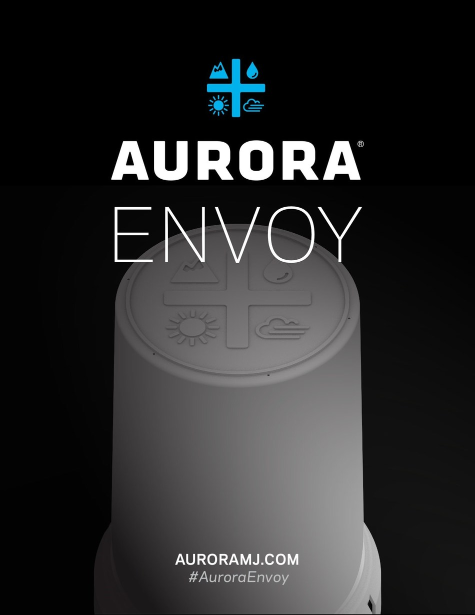 The Aurora Envoy (CNW Group/Aurora Cannabis Inc.)