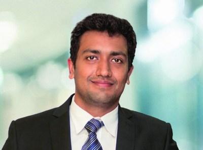 Ankit Agarwal, Head – Global Sales, Sterlite Tech (PRNewsfoto/Sterlite Technologies Limited)