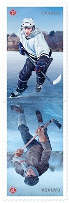L'émission de timbre conjointe de Postes Canada et l'USPS (Groupe CNW/Postes Canada)