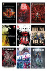 451 Media Group Storms New York Comic Con with Premiere of New Graphic Novels from Top Hollywood Creators