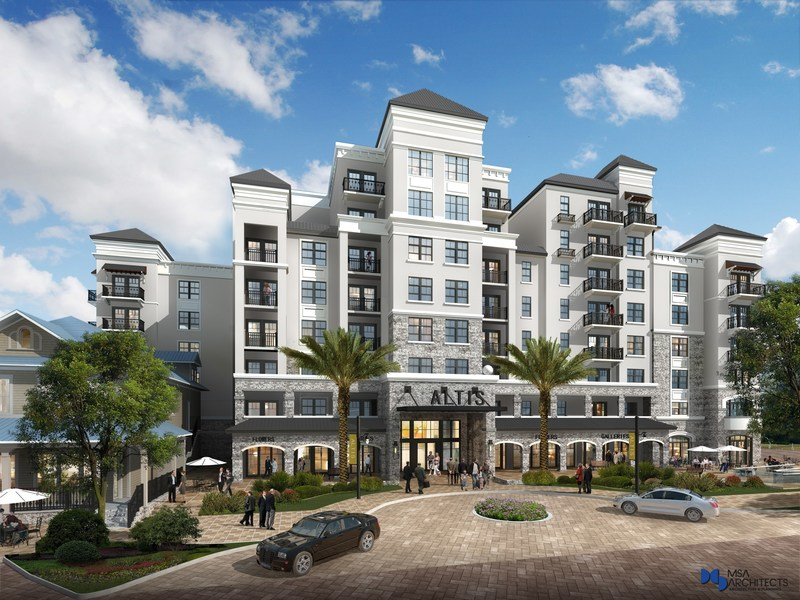 Federal Capital Partners® (FCP) has provided $6.5 million in mezzanine financing to The Altman Companies for the development of Altis Grand Central, a 314-unit, eight-story luxury residential tower at 548 W. Grand Central Avenue in Tampa, FL.