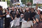UN Rally by American Tamil Diaspora Demand End to NEET and Justice for Anitha