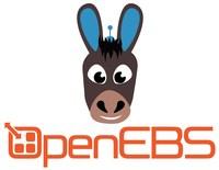 OpenEBS Logo (PRNewsfoto/CloudByte Inc)
