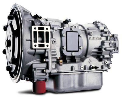 Allison Transmission's new 1000 Series™ and 2000 Series™ xFE transmissions have the same space claim and ratings as current models, but incorporate a redesigned torque converter damper coupled with FuelSense 2.0 Max for increased fuel economy.