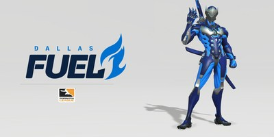 The Dallas Fuel is one of 12 franchises selected to compete in the inaugural season of the Overwatch League