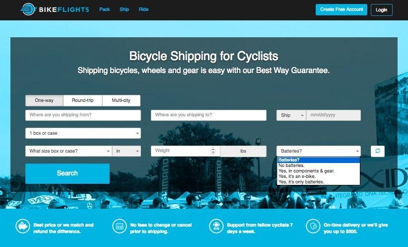 Bikeflights Com Simplifies E Bike Shipping