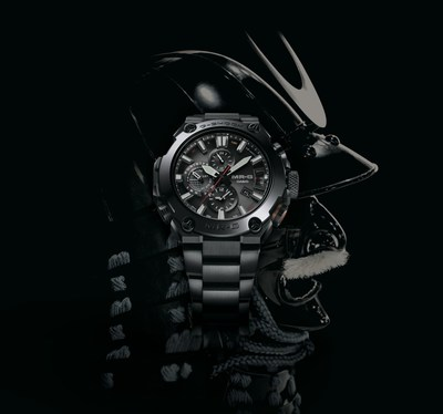 G-SHOCK Announces The Newest MR-G Timepieces With 3 Way Time Sync Connectivity