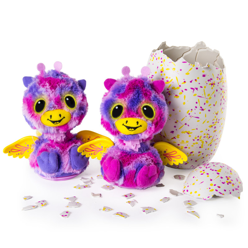 Hatchimals Surprise es incubación al doble