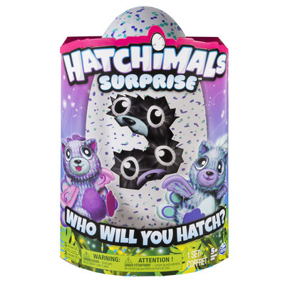 Hatchimals Surprise duplica la diversión