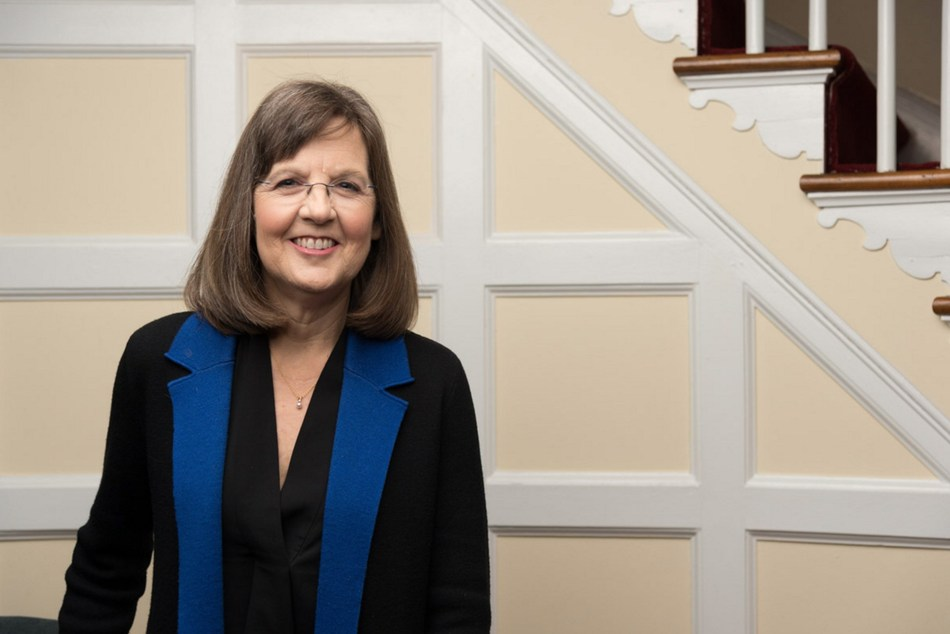 Sarah Lawrence College President Cristle Collins Judd