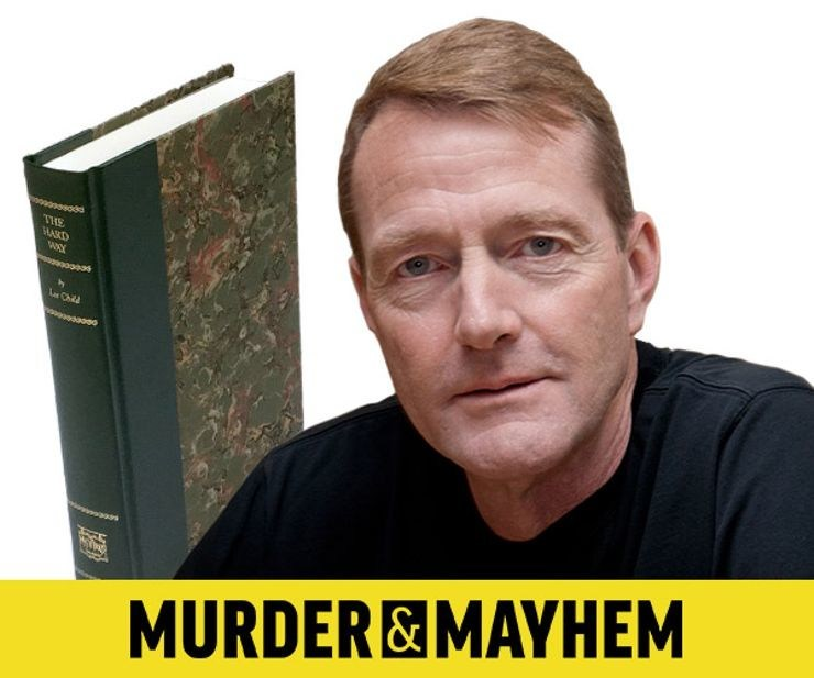 Limited Edition Signed Copy of The Hard Way by Lee Child