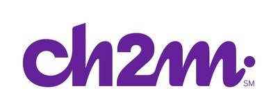 CH2M logo (PRNewsFoto/CH2M)