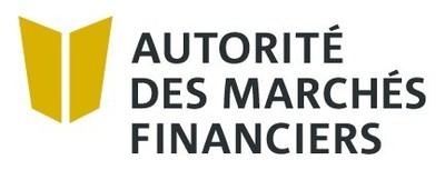 Logo : Autorité des marchés financiers (Groupe CNW/Autorité des marchés financiers)