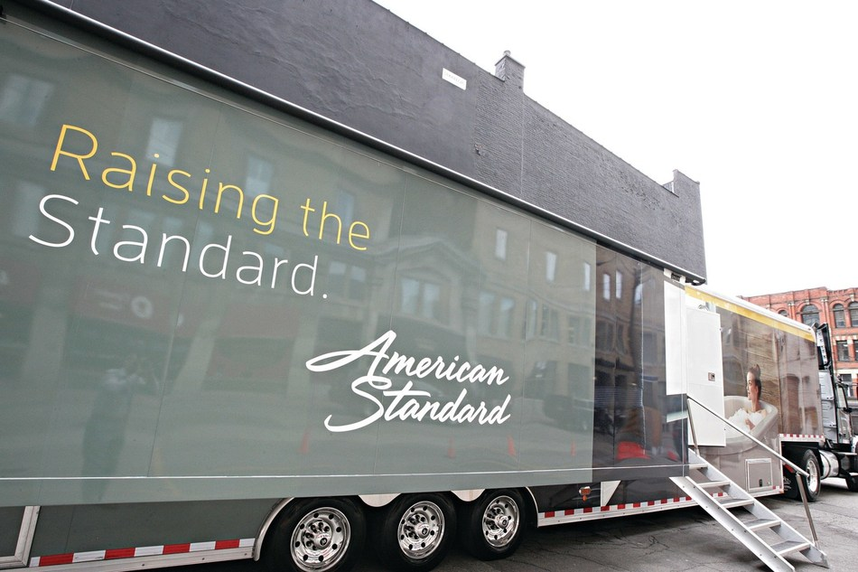 A 2017 WaterSense Manufacturer Partner of the Year award was presented to American Standard, part of LIXIL, for its water efficiency education efforts. A key component was the LIXIL Beauty in Motion mobile showroom that toured the United States in 2016, and continues its nationwide trek throughout 2018.