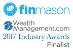 FinMason Named Finalist in 2017 WealthManagement.com Industry Awards