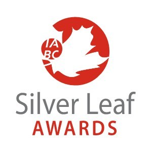 Silver Leaf Awards logo (CNW Group/International Association of Business Communicators)