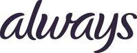 Always logo (PRNewsfoto/Always)