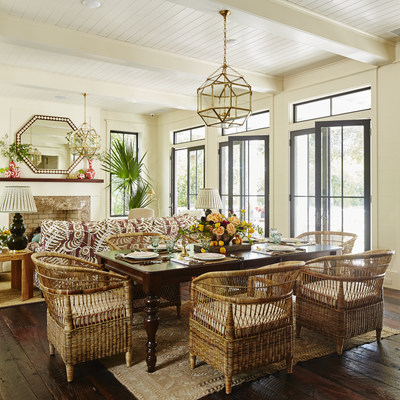 Hikvision and Holmes Security Secure Southern Living Idea Home