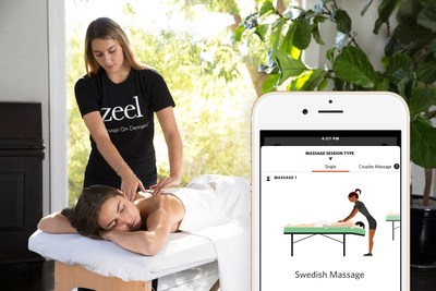 Zeel Massage On Demand(R)