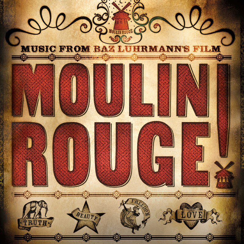 """UMe SET TO RELEASE MOULIN ROUGE! MUSIC FROM BAZ LUHRMANN'S FILM SOUNDTRACK FOR FIRST TIME AS DOUBLE-VINYL PACKAGE ON OCTOBER 6 2001 Album Includes Grammy-winning """"Lady Marmalade,"""" With Christina Aguilera, Lil' Kim, Mya and Pink, Bowie's """"Nature Boy,"""" Beck's """"Diamond Dogs"""""""