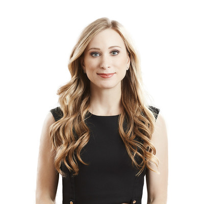 Joannie Rochette, Olympic figure skater, new Honorary Chair for Heart & Stroke Canvass (CNW Group/Heart and Stroke Foundation)