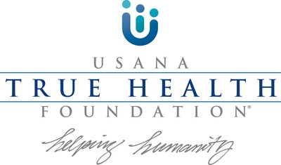USANA True Health Foundation. (PRNewsFoto/USANA True Health Foundation)
