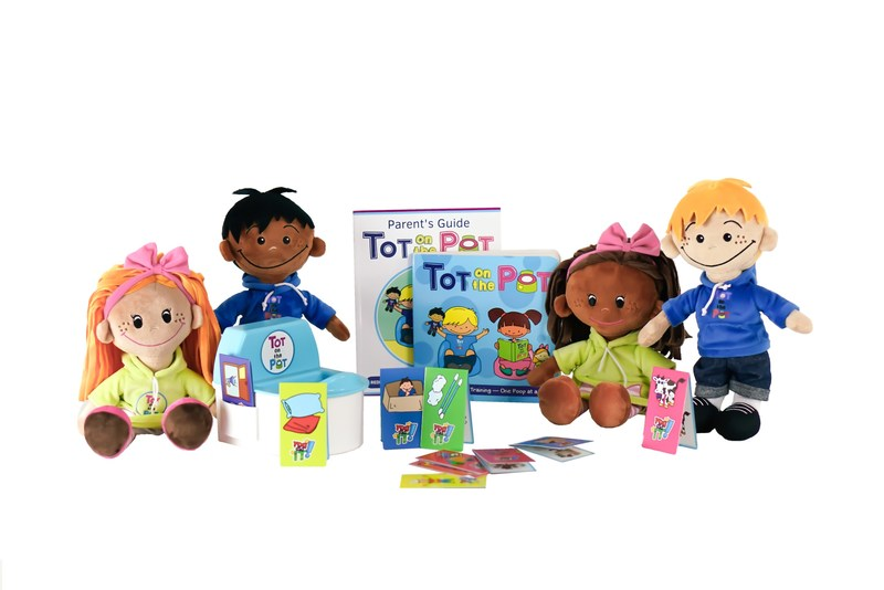 Tot on the Pot - All Inclusive Play Based Potty Training