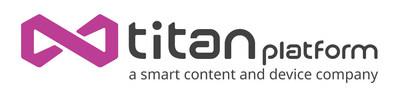 Titan Platform US logo with tagline (PRNewsfoto/TiTAN Platform US)