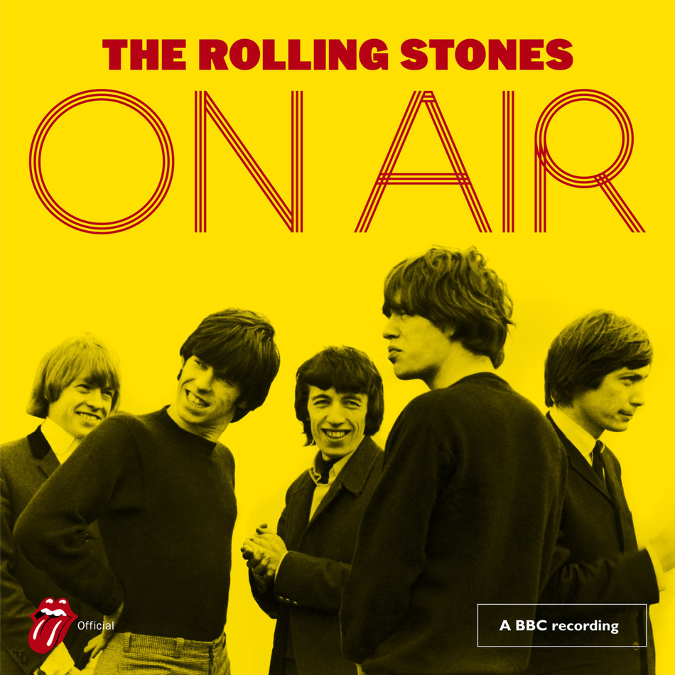 """'THE ROLLING STONES – ON AIR' TO BE RELEASED ON DECEMBER 1. """"COME ON"""" RELEASED AS FIRST TRACK, AVAILABLE NOW ON DIGITAL AND STREAMING SERVICES"""